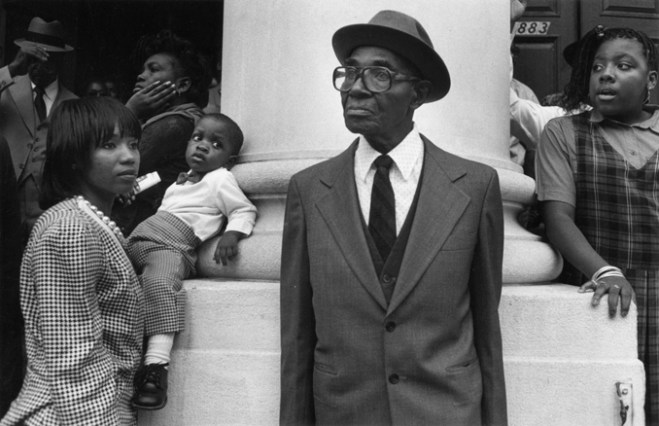 "Interview with Harvey Stein on His New Book: ""Harlem Street Portraits"""
