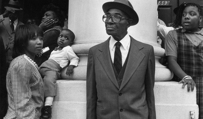 """Interview with Harvey Stein on His New Book: """"Harlem Street Portraits"""""""