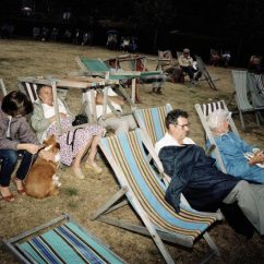 """Huge Lawn Chair Christina's Covers And Sashes Street Photography Book Review: """"the Last Resort"""" By Martin Parr"""