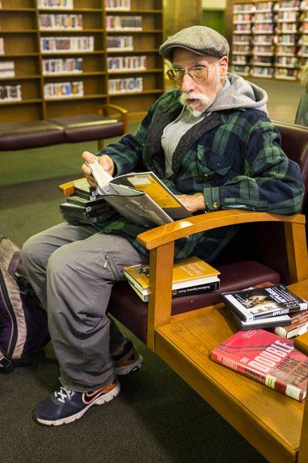 Rob Bettigole - Library-3