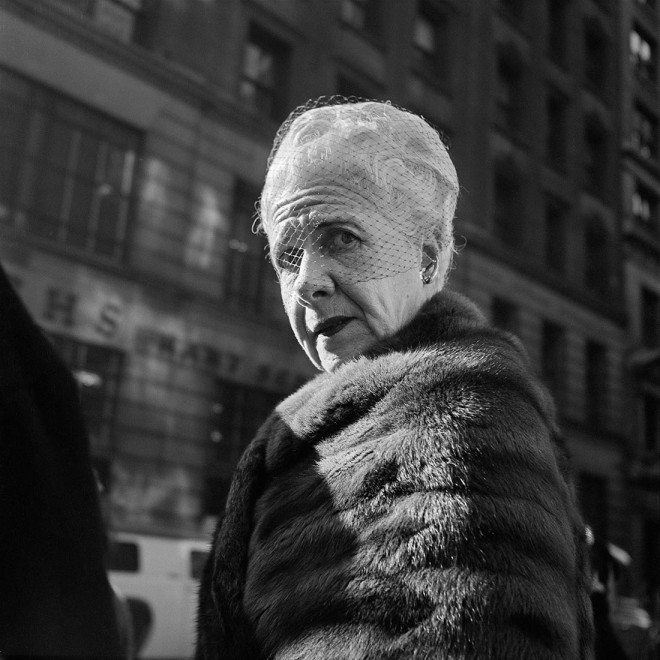 Vivian Maier / New York, 1955