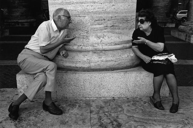 st peters square, rome, 1978