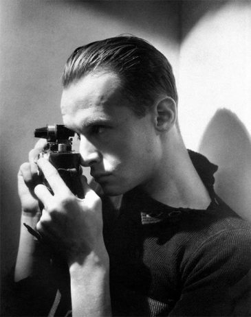 A young Henri Cartier-Bresson