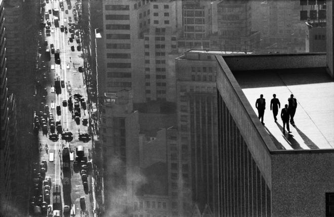Rene Burri / Magnum Photos. BRAZIL. Sao Paulo. 1960.