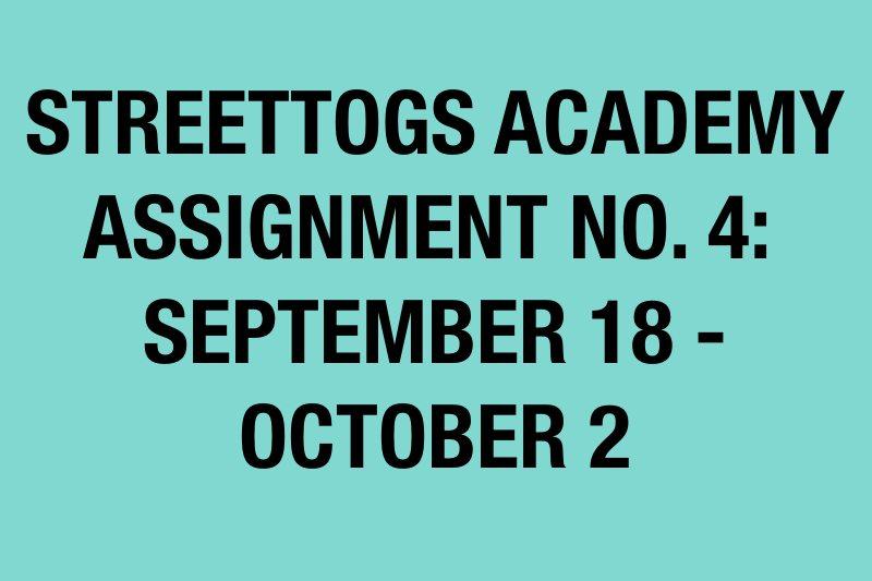 assignment 4 announcement