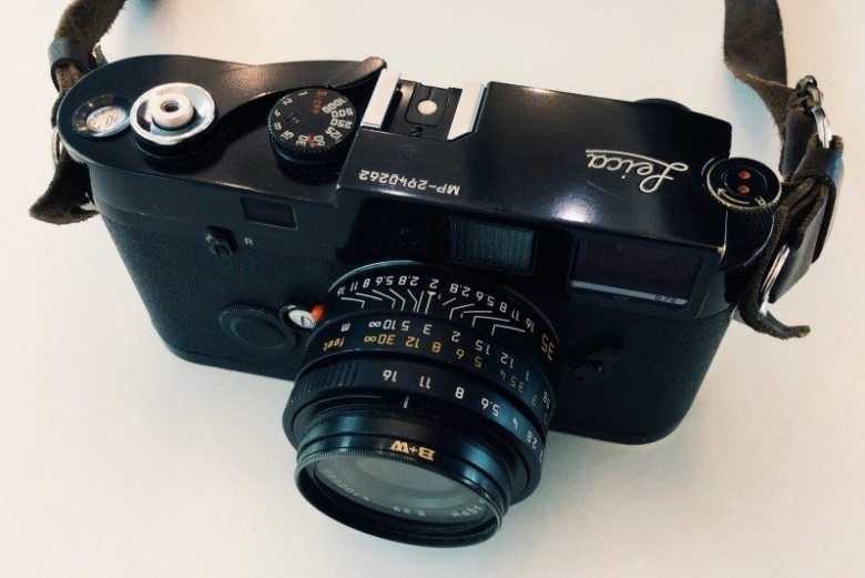 My Leica MP