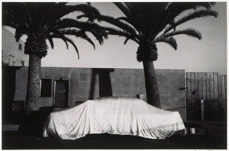 robert frank-covered car