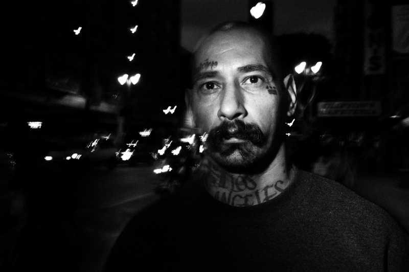 Downtown LA, 2012. Leica M9 x SILVER EFEX PRO 2