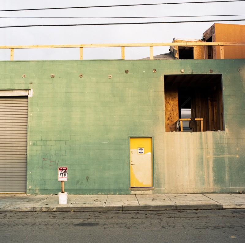 Berkeley, 2014. Shot on a Hasselblad 501c on Kodak Portra 400.