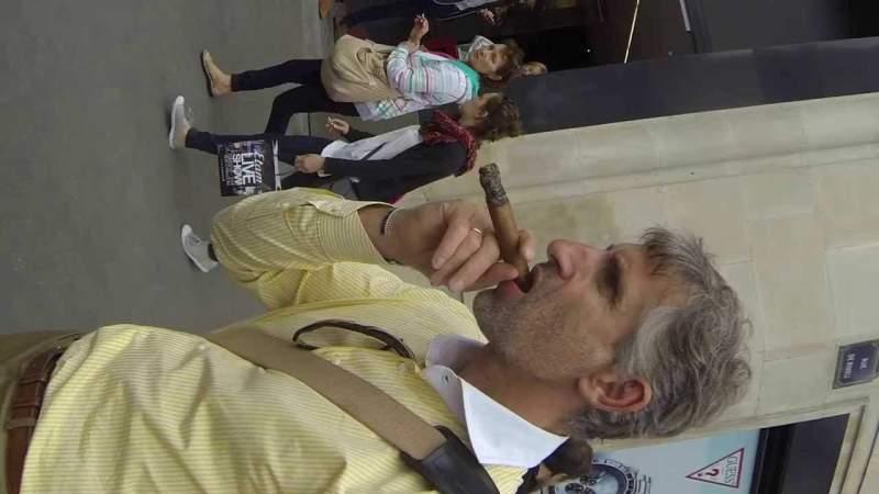 Video: Paris Street Photography GoPro POV #2