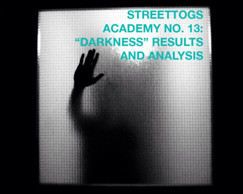 """Streettogs Academy 13: """"Darkness"""" Results and Analysis"""
