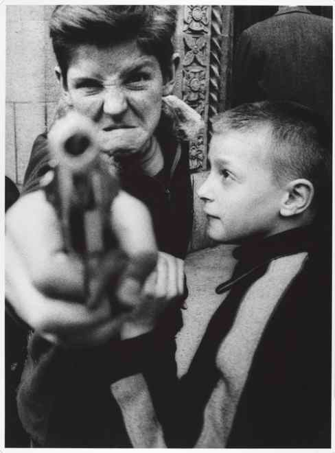 Copyright: William Klein