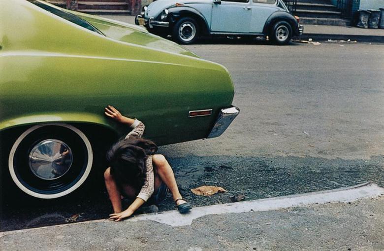 Helen Levitt / New York, 1980