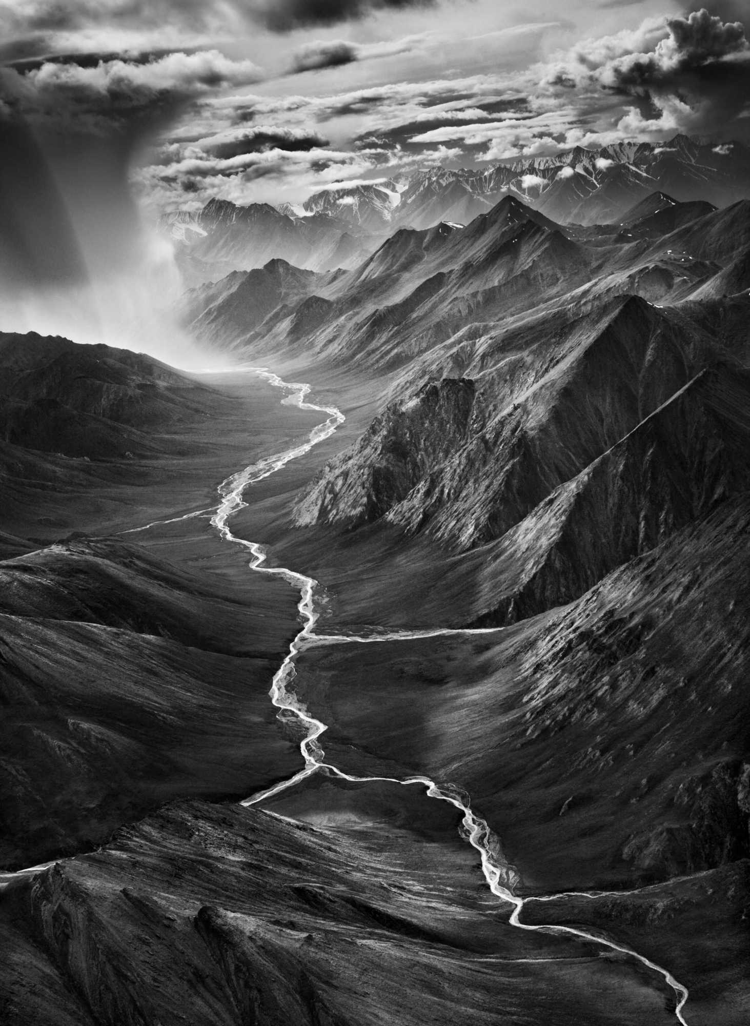 Photo by Sebastiao Salgado / Genesis