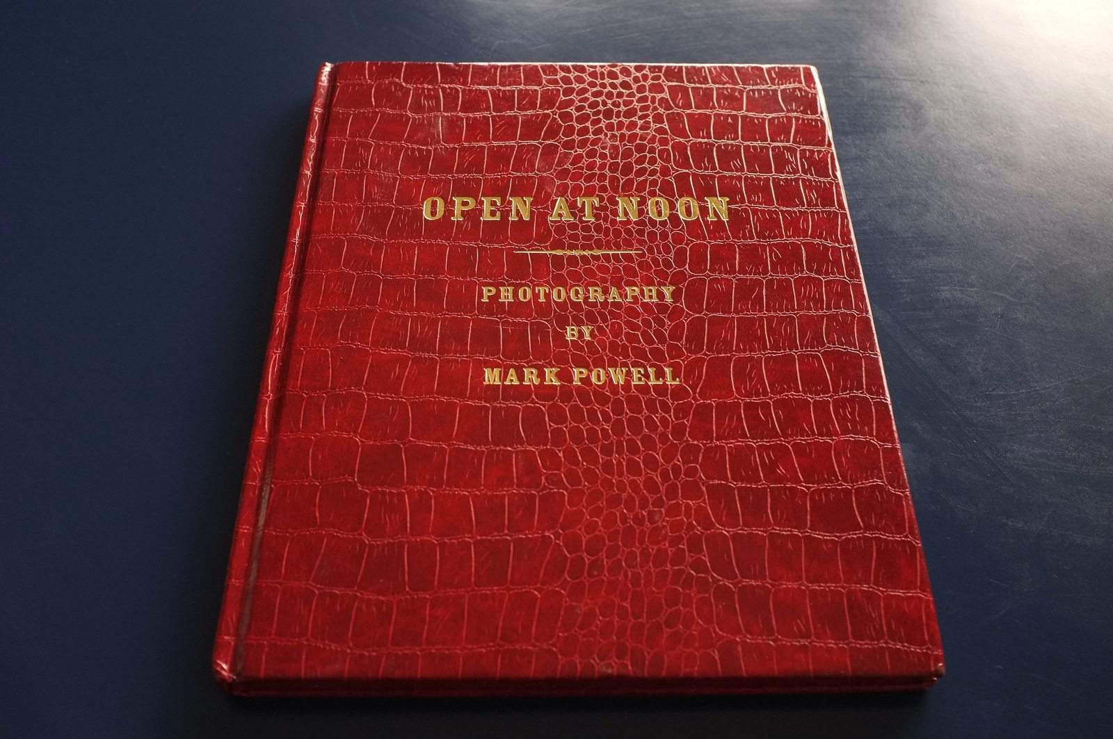 "Mark Alor Powell Opens Up About His New Photobook: ""Open At Noon"""