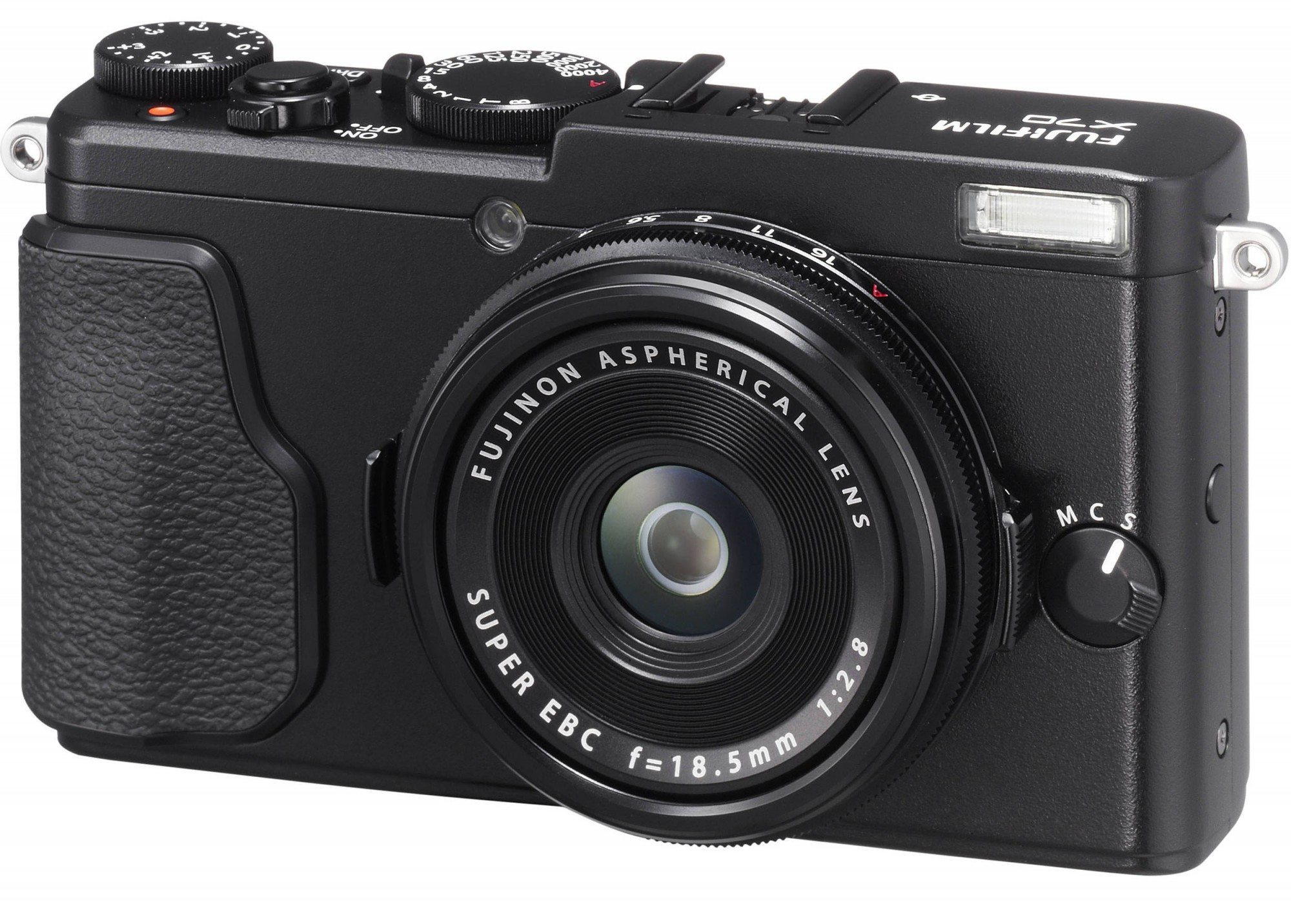The new Fujifilm X70: the body of a Ricoh GR with the guts of a Fujifilm X100T