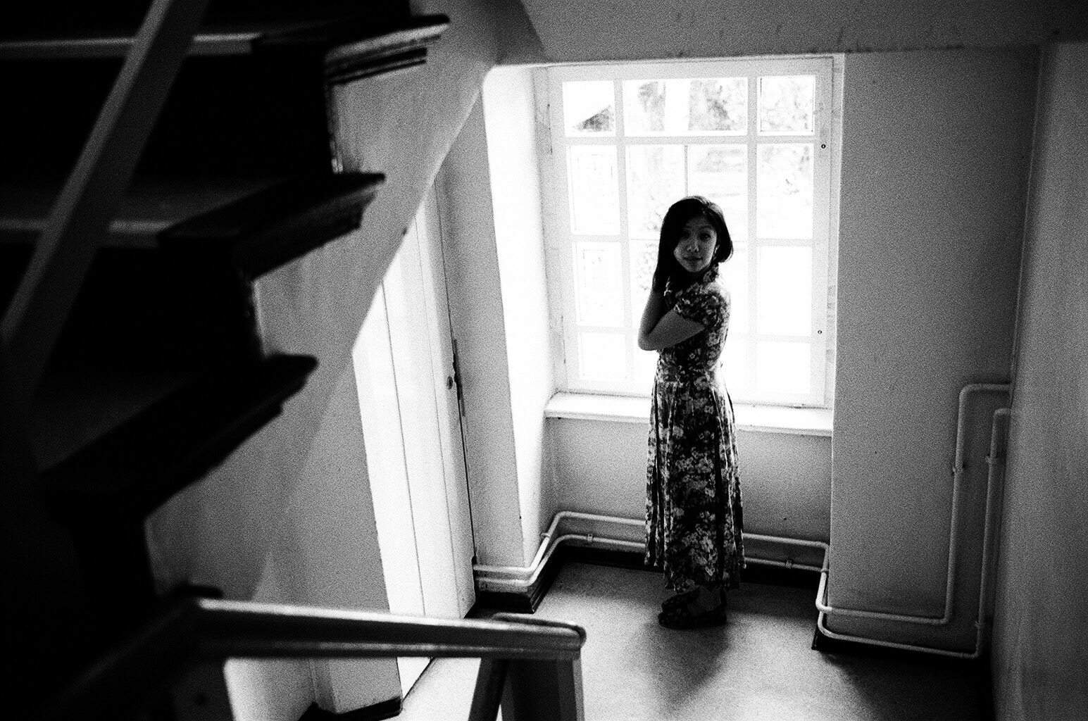 eric kim photography cindy project film 1600 trix kodak