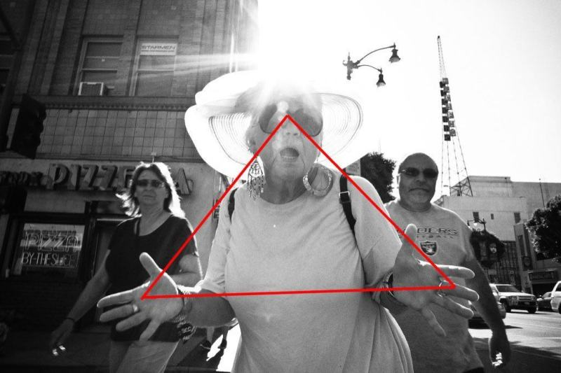 Triangles: Hollywood, 2011