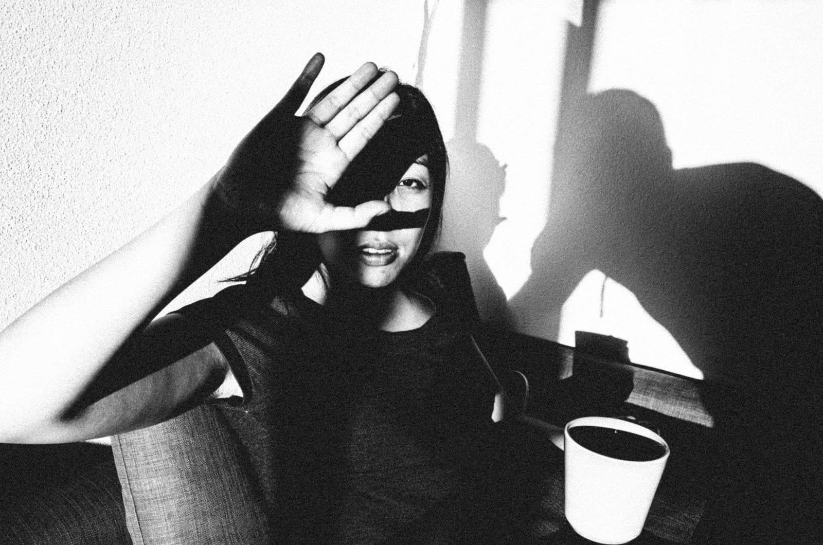 Berkeley, 2015 #cindyproject. Shot in our living room, while enjoying a nice coffee.