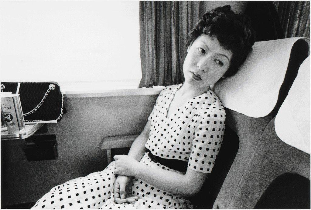 Sentimental Journey, 1971. Photo by Araki