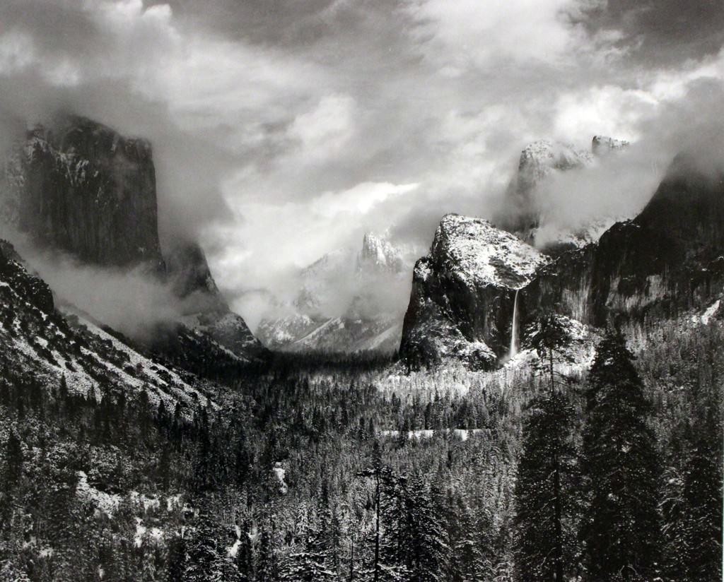 8 Lessons Ansel Adams Can Teach You About PhotographyAnsel Adams Clearing Winter Storm