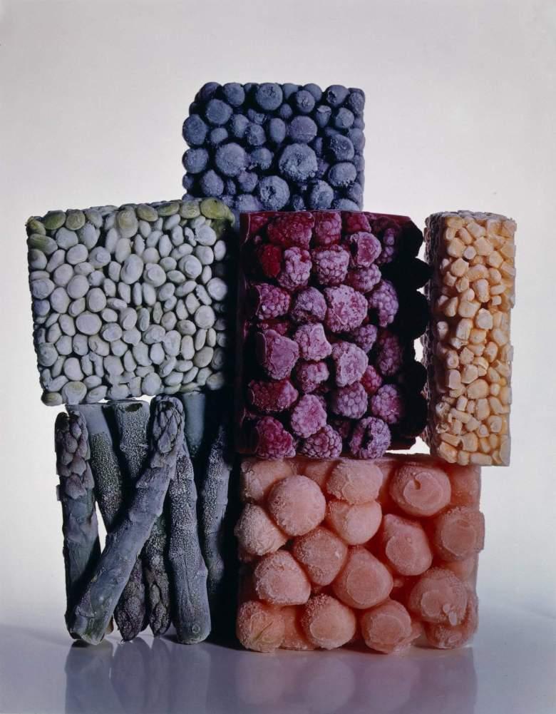 Frozen food © Irving Penn Foundation
