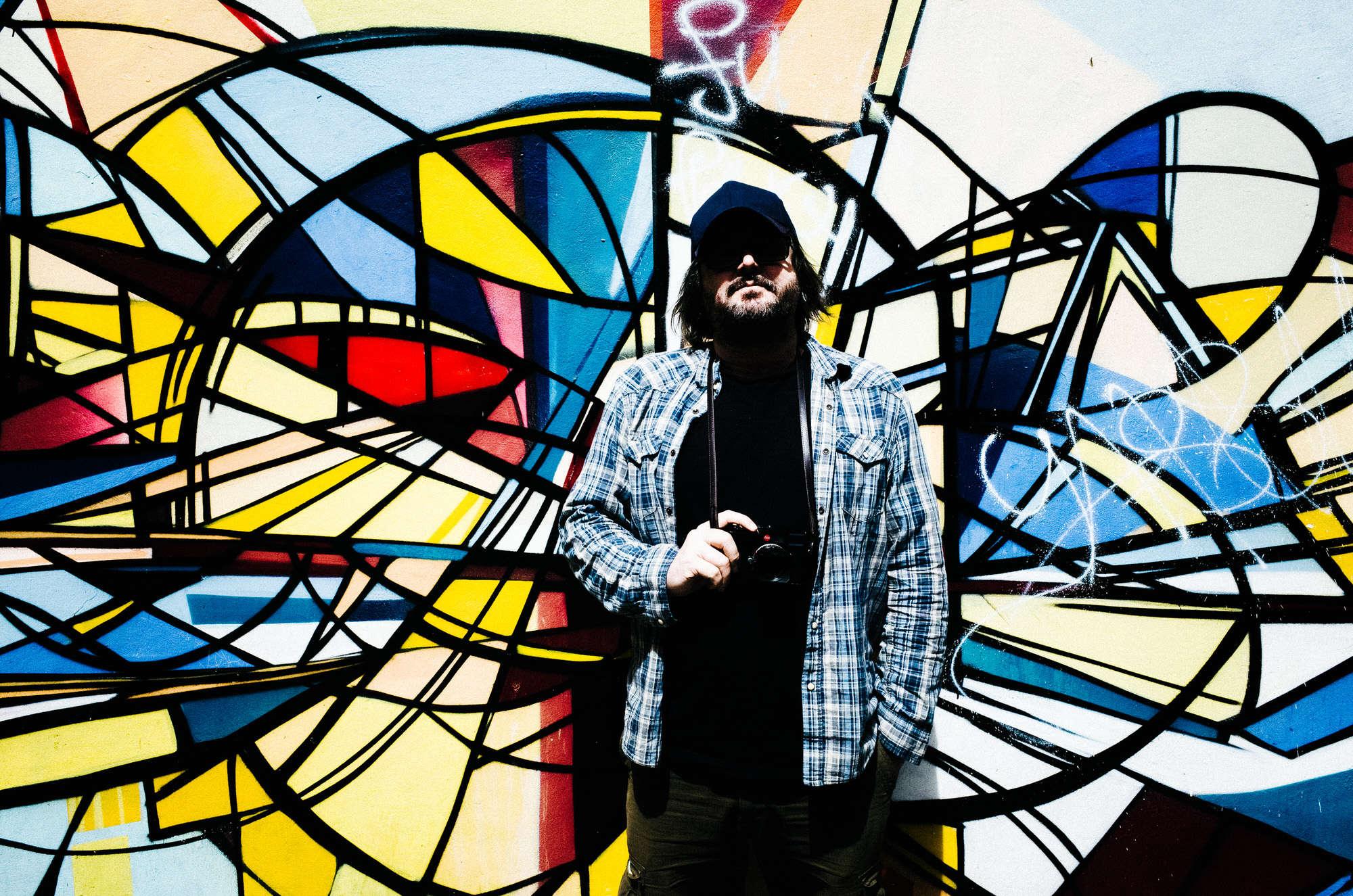 Portrait of Greg Marsden