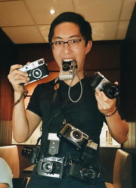 eric kim cameras