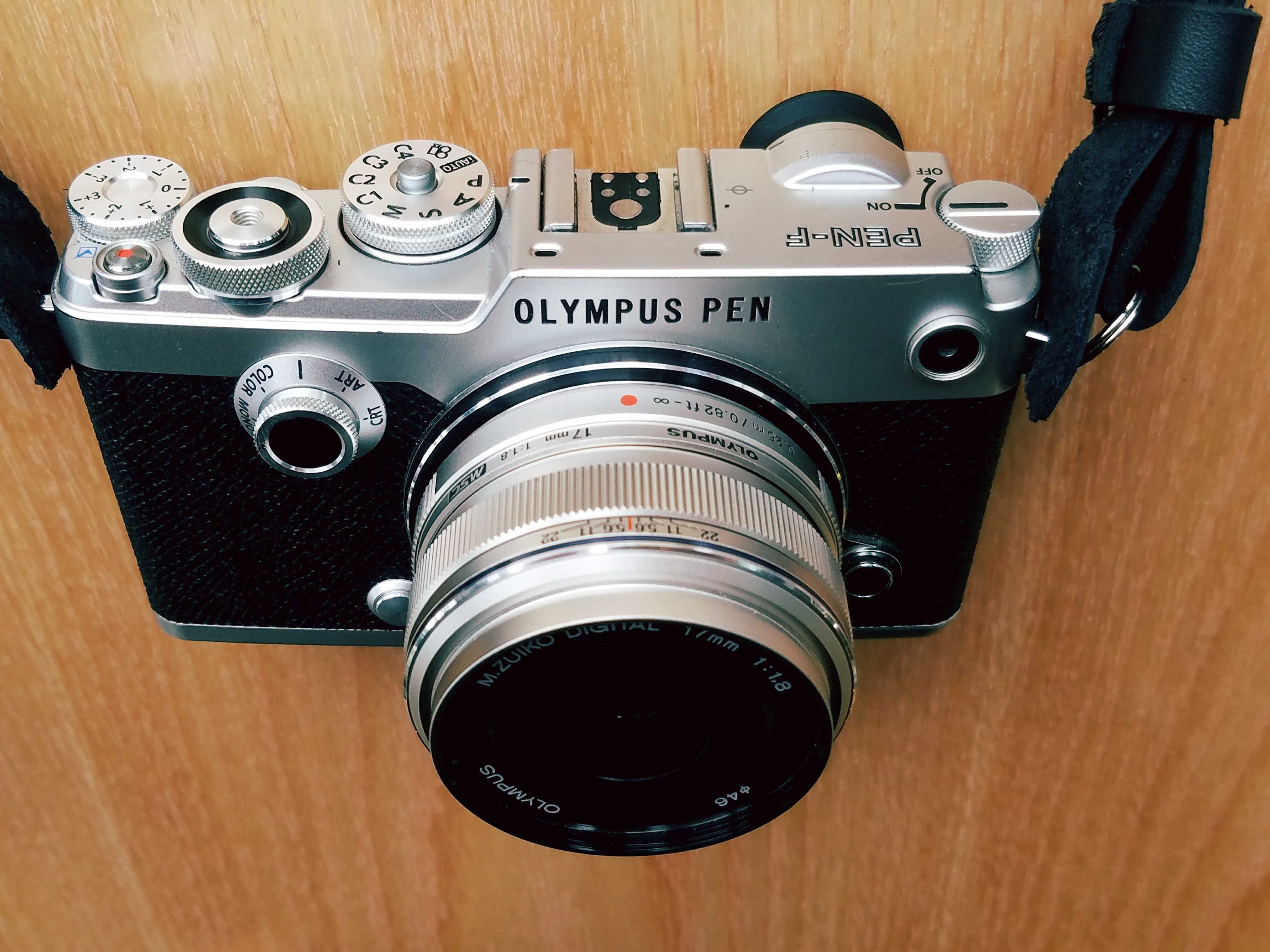 review olympus pen f 17mm f 1 8. Black Bedroom Furniture Sets. Home Design Ideas