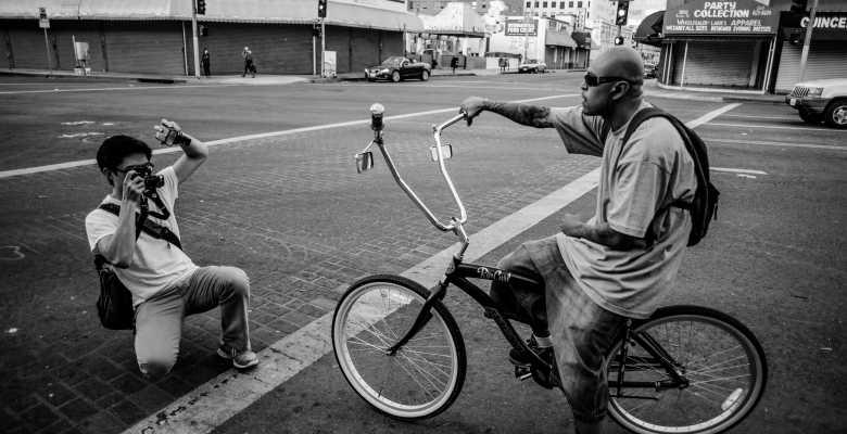 Downtown LA, 2011 / Photo by Rinzi Ruiz
