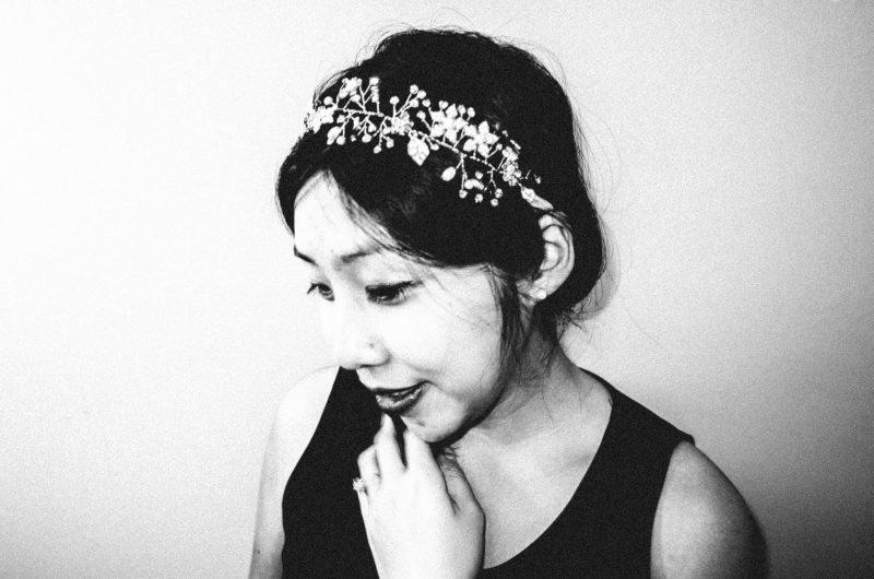 eric kim photography - Cindy Project - black and white-7-headband-portrait