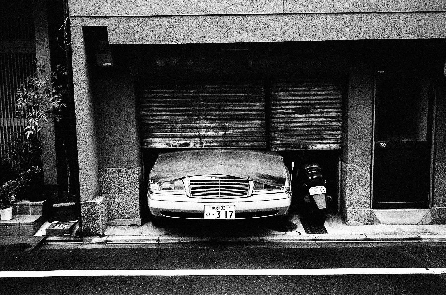 Kyoto, 2015 / Tri-X 400 pushed to 1600