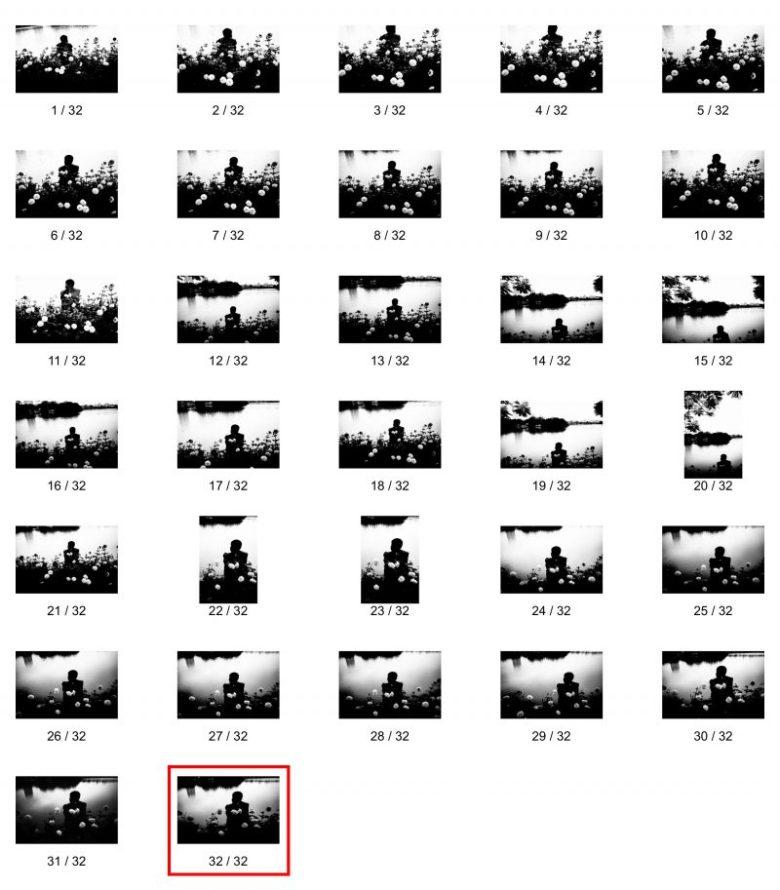 0-hanoi lake eric kim street photography contact sheet