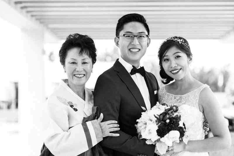 My mom, me, and Cindy (photo by Neil Ta)