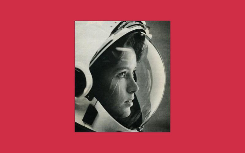 NASA woman wallpaper