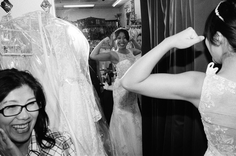 cindy muscle wedding eric kim project