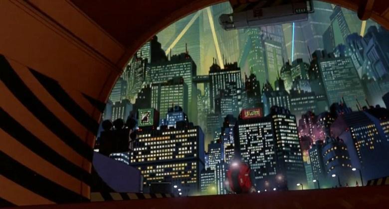 AKIRA Screenshot Movie Composition Cinematography127