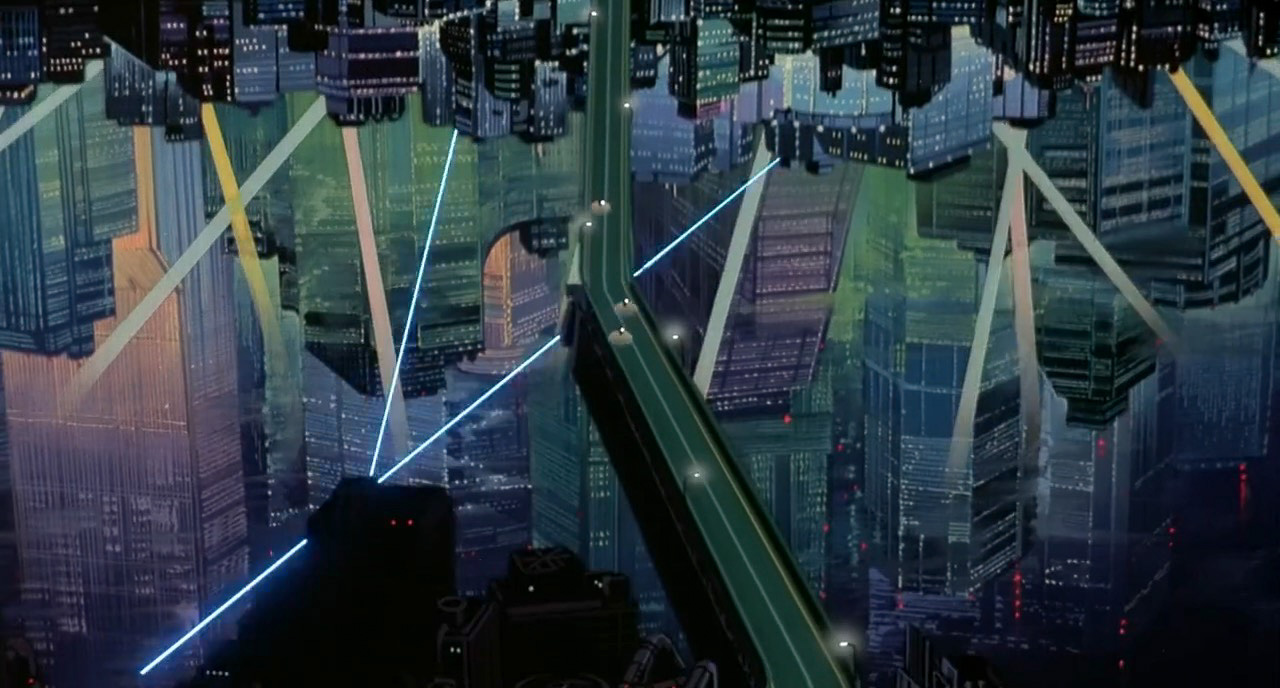 AKIRA Screenshot Movie Composition Cinematography133