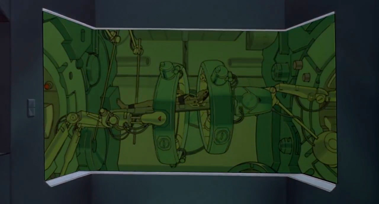 AKIRA Screenshot Movie Composition Cinematography234