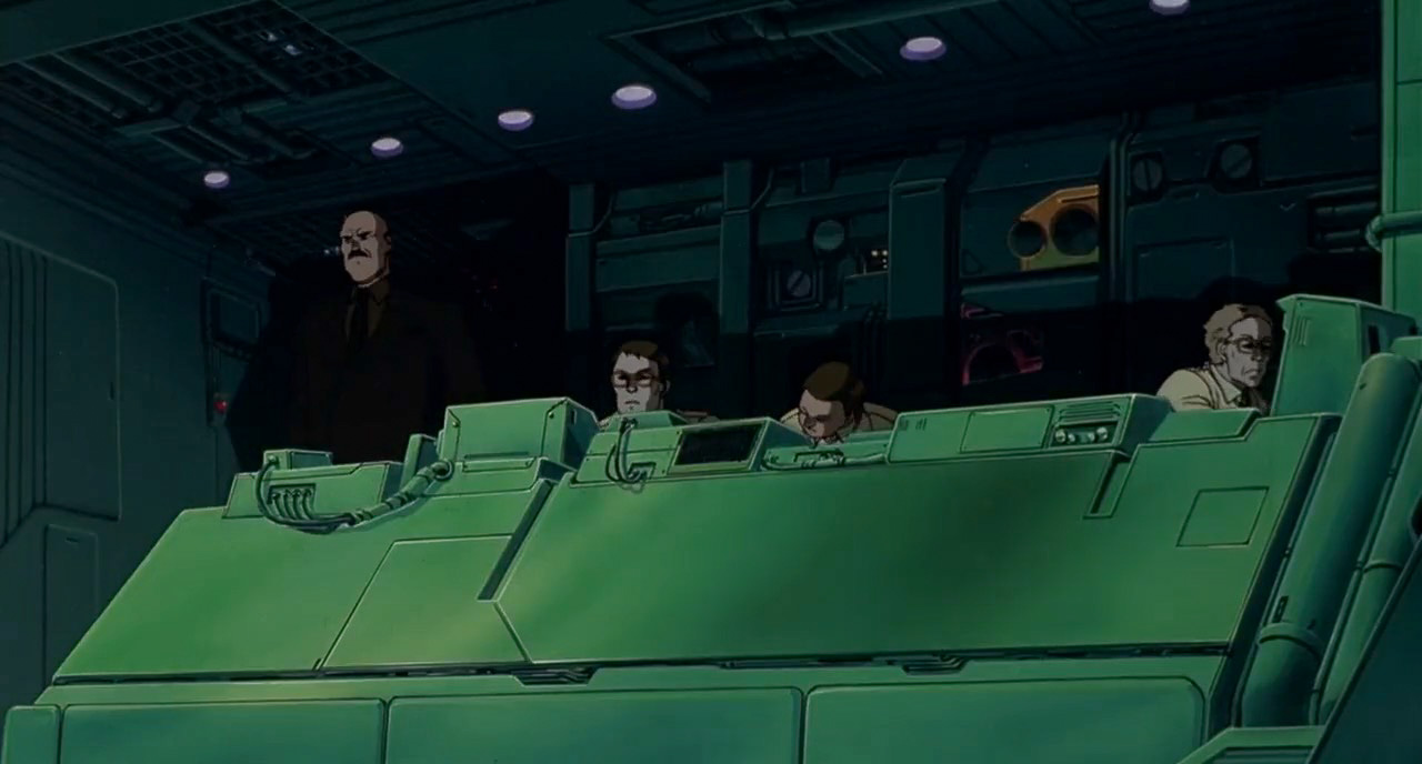 AKIRA Screenshot Movie Composition Cinematography235