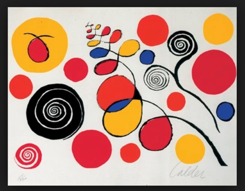 ALEXANDER CALDER BMW ART CAReric kim screenshot_867