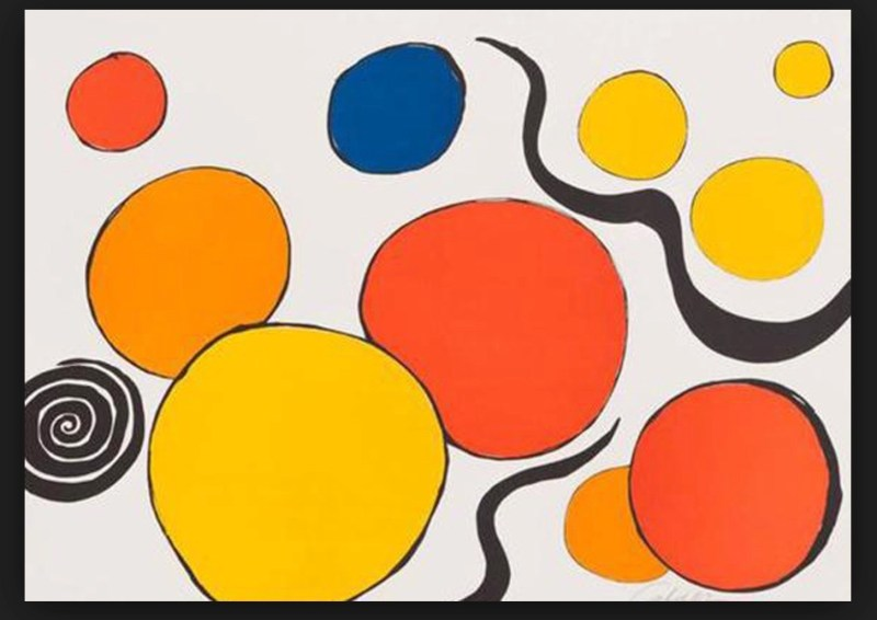 ALEXANDER CALDER BMW ART CAReric kim screenshot_873