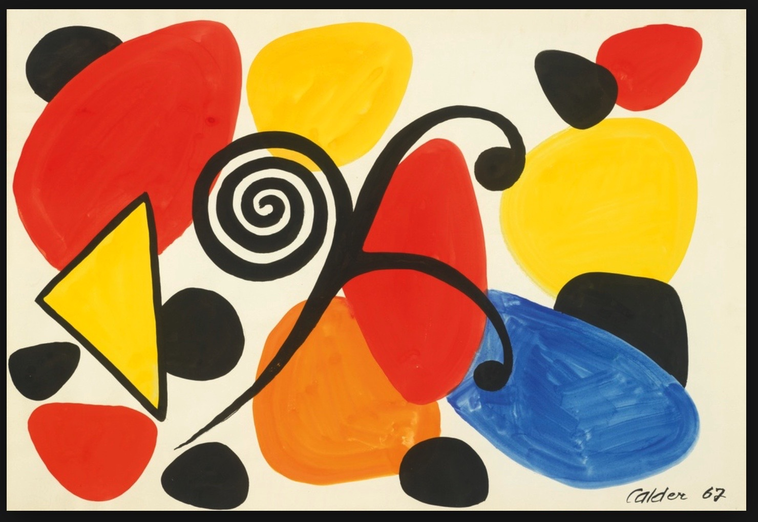 ALEXANDER CALDER BMW ART CAReric kim screenshot_877