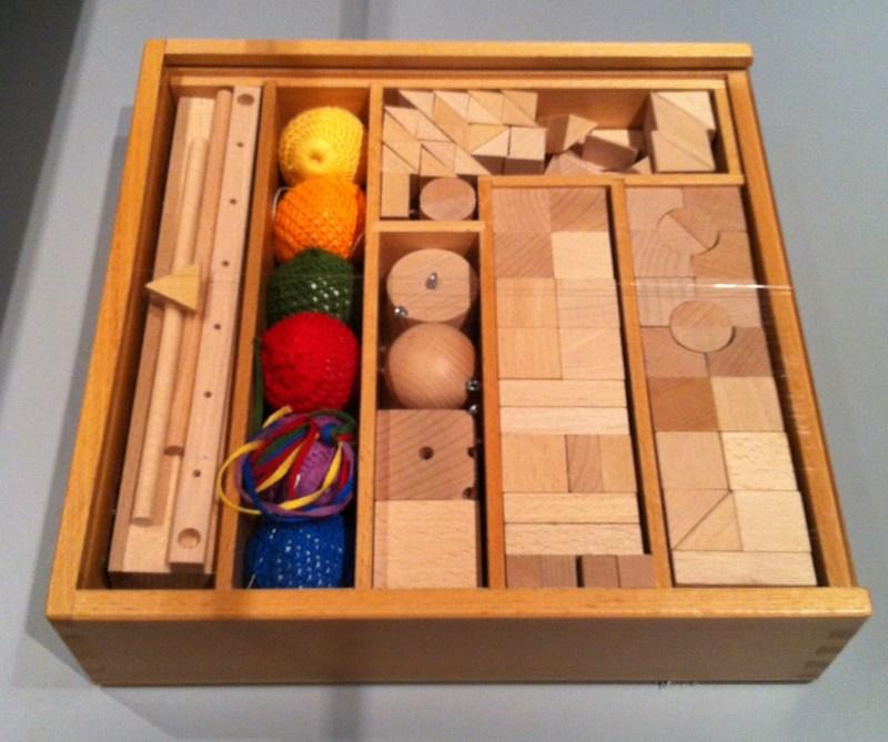 Fröbels Building Box
