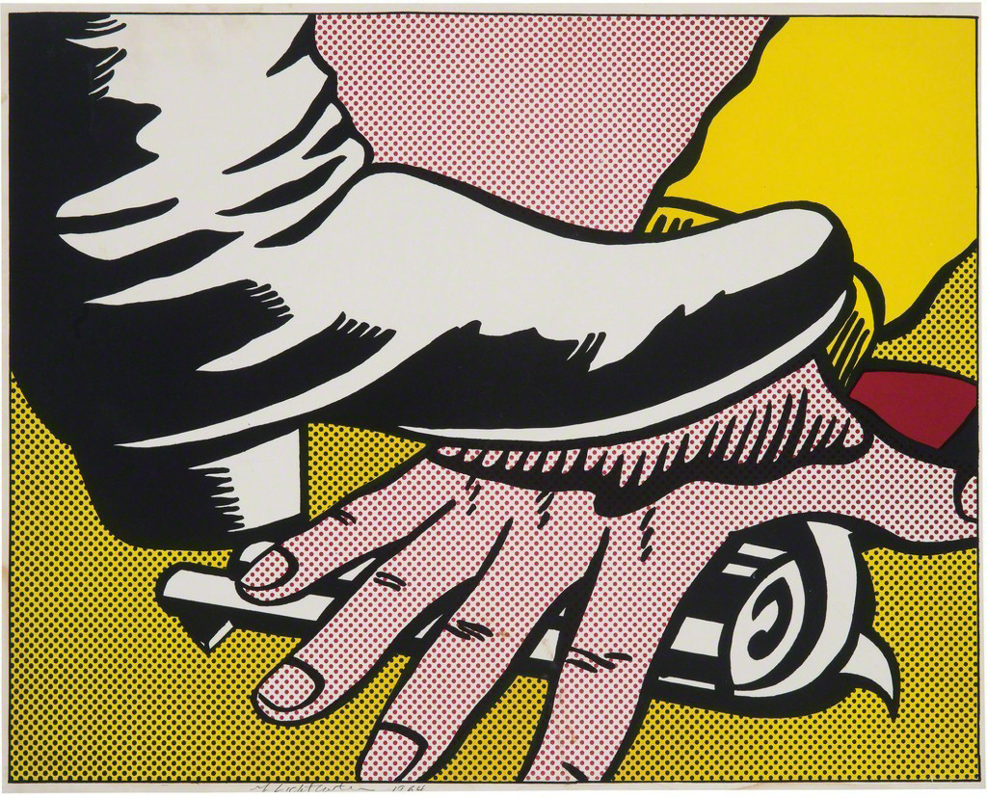 Roy Lichtenstein art 219