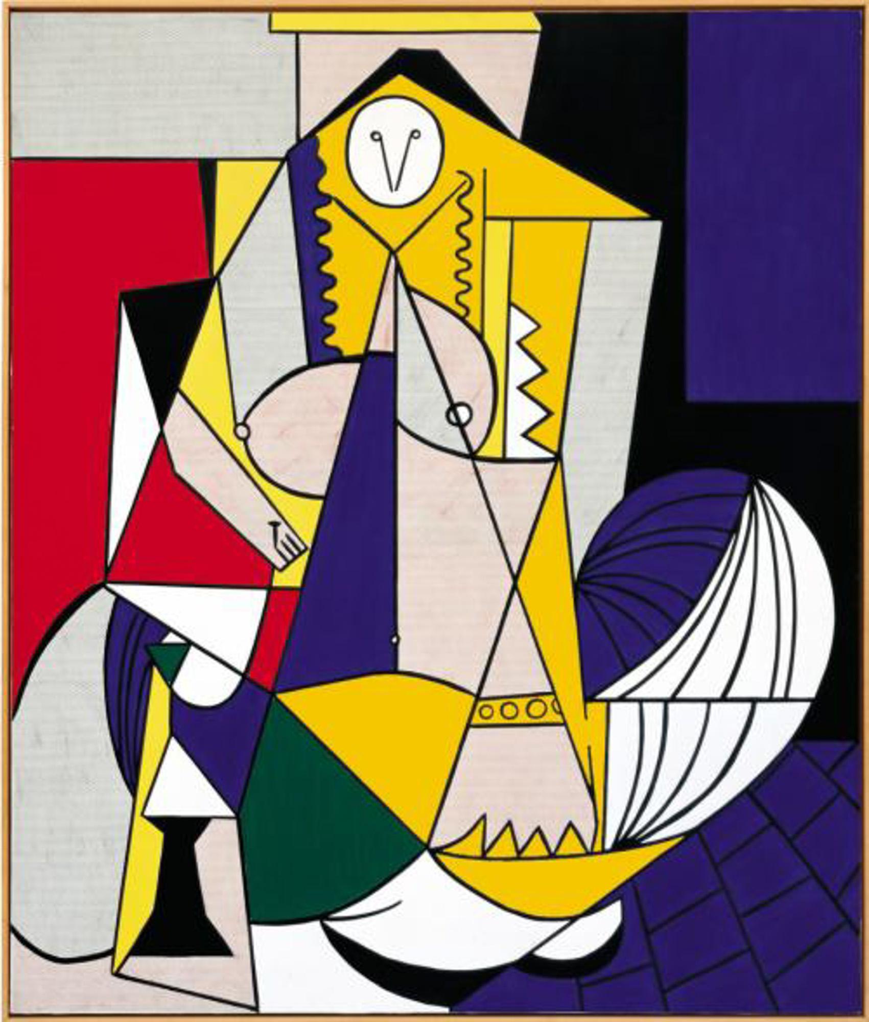 Roy Lichtenstein art 223