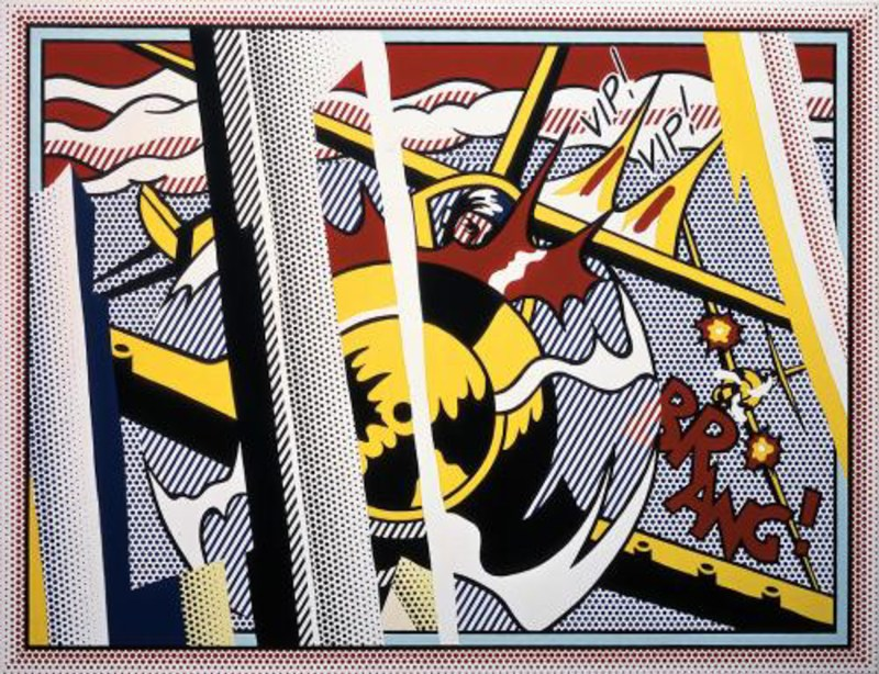 Roy Lichtenstein art 227