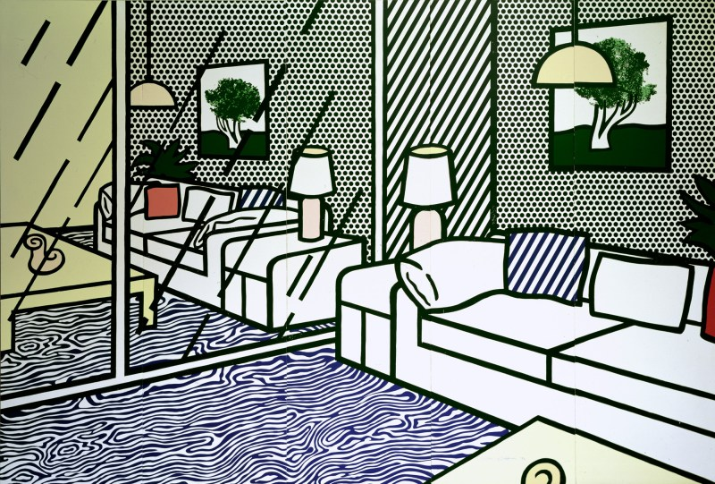 Roy Lichtenstein art 24