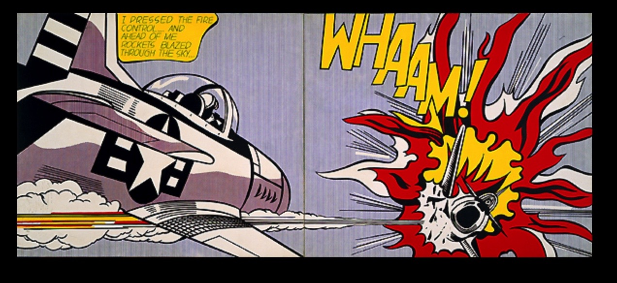 Roy Lichtenstein art1