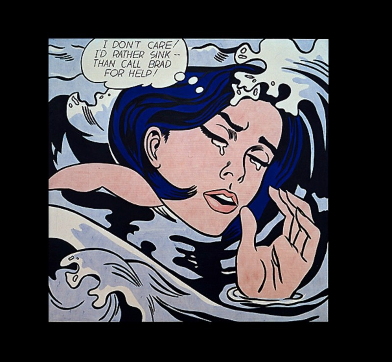 Roy Lichtenstein art5